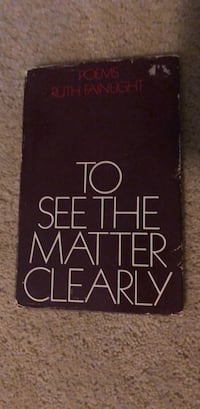 To see the matter clearly  Vancouver, V6N 2M4