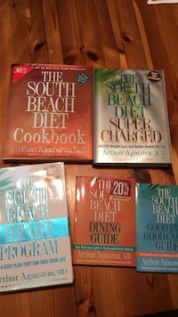 South Beach Diet Book Collection Somerset, 20815