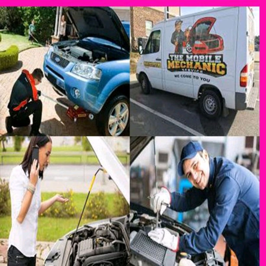 Baltimore Auto repair Mobile mechanic 2U