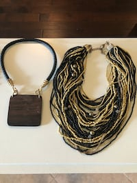 Necklace Collection (All 7 for $40 total) Richmond, 77406