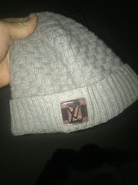 Louis Vuitton knit hat
