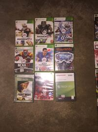 Xbox 360 games Hedgesville, 25427