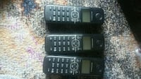 four black Nokia candy bar phones Edmonton, T6L 4W6