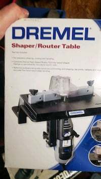 Dremel router table. King George, 22485