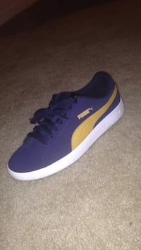 Puma shoes navy blue and chino  Raleigh, 27610