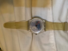 Vintage limited edition SWATCH WATCH