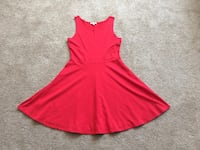 Charlotte Russe red dress size S Alexandria, 22304