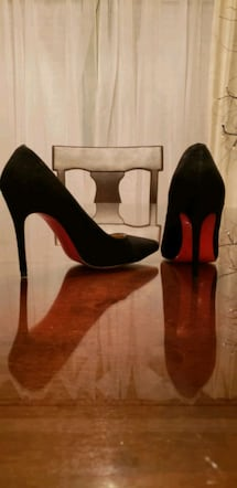 """Christian Louboutin Pigalle"" 120's Size 8/38  Brand New!"