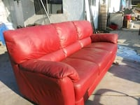 Leather couch 2225 mi