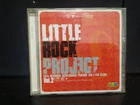Rock project CD