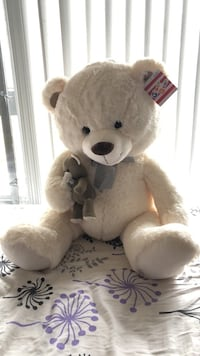 Giant teddy bear from target - new with tag