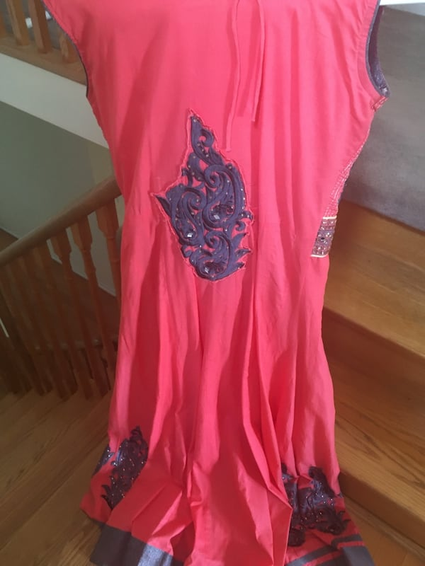 Women's Coral indian suite 1