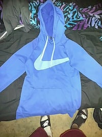 blue and gray Nike pullover hoodie Spartanburg, 29302