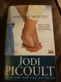Nineteen Minutes by Jodi Picoult Burien, 98166