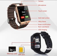 DZ09 digital smart watch Laval, H7N 6E9