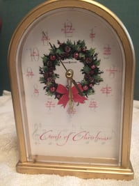 Howard Miller Carols of Christmas Mantel Clock Fairfax, 22030