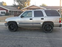 gray Chevrolet Tahoe SUV Los Angeles, 90040