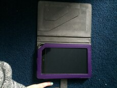 Nook - color with wifi access and case included