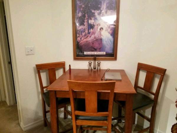 Used Table 3 X And 4 Chairs For Sale In Nashville