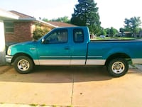 Ford - F-150 - 1997 Moore, 73160