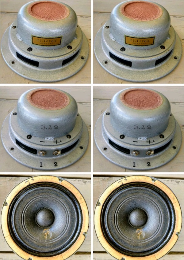 Western electric Altec 755a 755c ks-14703 speakers e7a2aa0e-59d1-46d7-9d61-31083f19d2d0