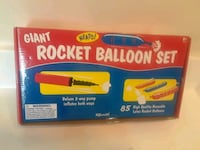 GIANT ROCKET BALLOON SET  Los Angeles, 91607