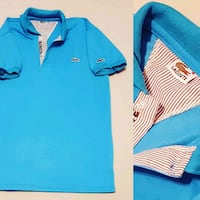 Blue lacoste polo med Toronto, M9C 1G2
