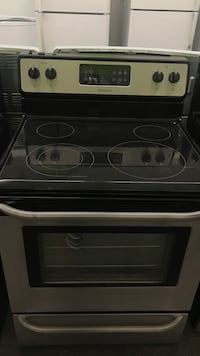 black and gray induction range oven Toronto, M6H