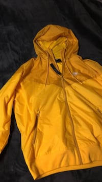 All yellow Nike windbreaker jacket Lincoln, 68505
