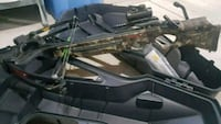 2 Barnett crossbows with cases and accessories  Columbus, 43213