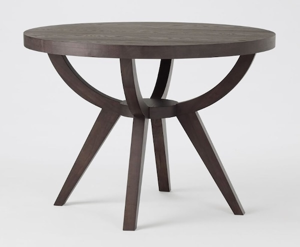 West Elm Large Round Dining Table 60 Circumference Sells In Store For 600