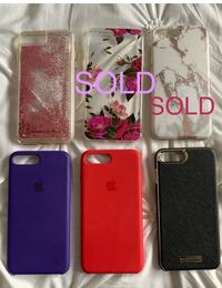 iPhone 7/8 PLUS CASES  Toronto, M9L 2G2
