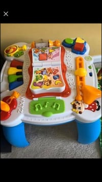 LeapFrog Learn and Groove Musical Activity Table baby