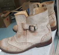 Bed Stu Olivia bench made ankle boots size 10 Newport News, 23601