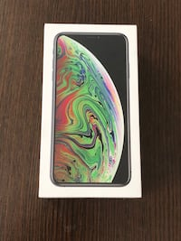 Brand new Apple iPhone XS MAX 256GB AT&T < 1 km