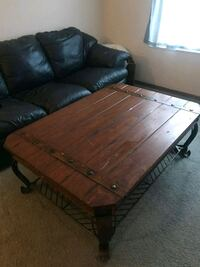 Coffee table and end table 308 mi