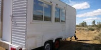 white and blue camper trailer Arizona City, 85123
