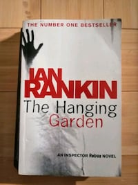The Hanging Garden by Ian Rankin Guelph