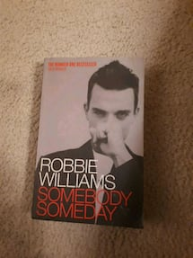 Robbie williams somebody someday book