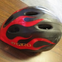 GIRO CHILD'S BIKE HELMET MODEL RODEO G [PHONE NUMBER HIDDEN] cm $20 FIRM Calgary