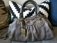 Marc By Marc Jacobs Classic Q Groovee Bag Grey Vancouver, V6B 6N8