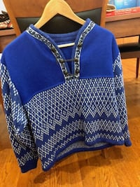Norwegian Wool sweater Arlington