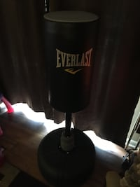 Everlasting floor kick bag, never used