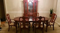 China set and dining table  with six chairs Woodbridge, 22193