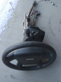 [PHONE NUMBER HIDDEN] 0 Jeep Patriot SUV Full Steering Wheel Column LONDON