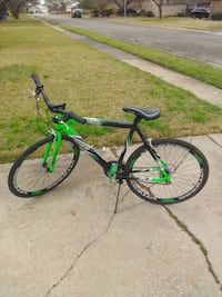 green and black mountain bike Pflugerville, 78660