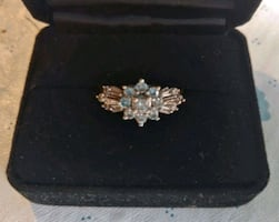 1 Carat Diamond Cocktail Ring