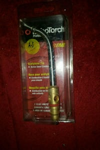 A-8 acetylene turbo torch professional