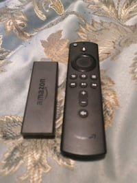 Fire stick by Amazon 2nd gen with voice remote