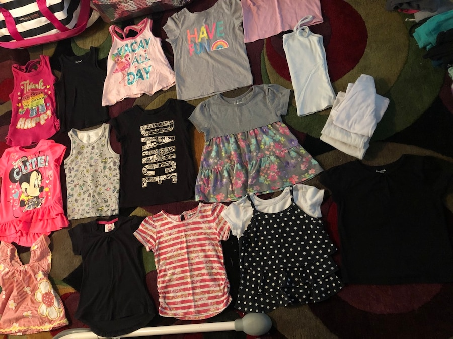 Photo Girls 3t-4t Summer Clothes LOT